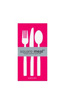 Square Meal   The Prague Restaurant Guide 2006