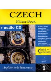 Czech - Phrase Book + CD