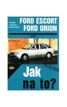 FORD ESCORT/ORION (60   150 PS a diesel) od 9/90 8/98 č.18