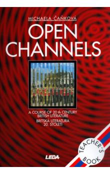 Open Channels Teacher&#39s book -- Britská literatura 20. století