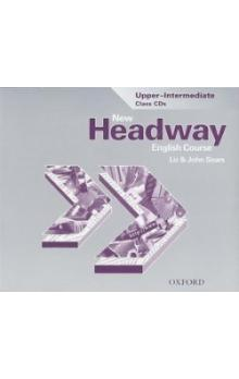 New Headway Upper-Intermediate Class 3xCD -- English Course