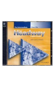 New Headway Pre-intermediate Class Audio CDs /2/