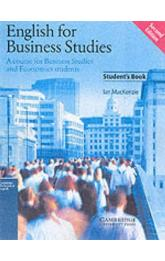 English for Business Studies: Student´s Book