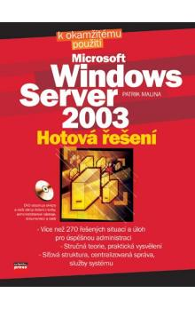 Microsoft Windows Server 2003 - Malina Patrik