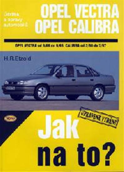 Opel Vectra A/Calibra - 9/88 - 7/97 - Jak na to? - 11.