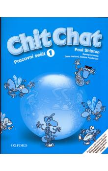 CHIT CHAT 1 ACTIVITY BOOK (Czech Edition)