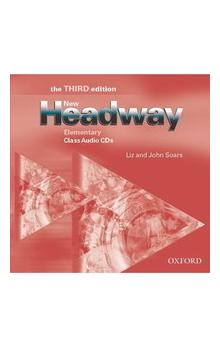New Headway Elementary Class 2xCD -- The Third edition
