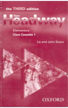New Headway Elementary Class Cassette    The Third edition