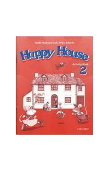 Happy House 2 AB -- Activivty Book
