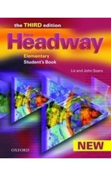 New Headway Elementary Third Edition Studenťs Book -- The Third edition - Soars John a Liz