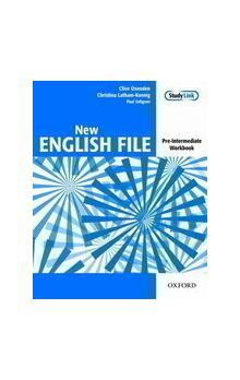New English file preintermediate Workbook + CD ROM pack - Oxenden Clive, Seligson Paul