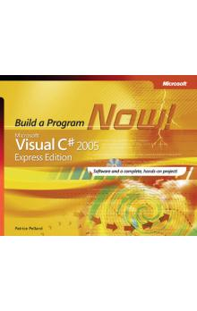 Microsoft Visual C# 2005 Express Edition: Build a Program Now!