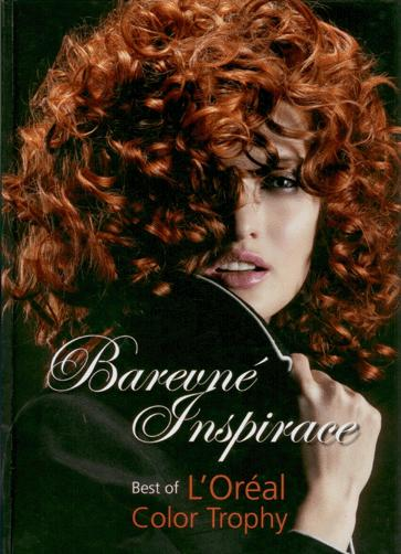 BAREVNÉ INSPIRACE   BEST OF L ORÉAL COLOR TROPHY