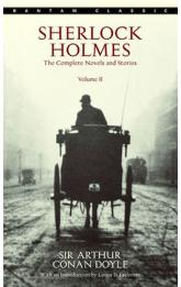 Sherlock Holmes: The Complete Novels and Stories Volume 2