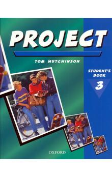 Project 3 -- Student's book - Hutchinson Tom