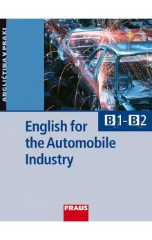 English for the Automobile Industry -- Učebnice