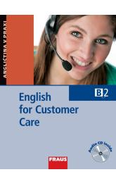 English for Customer Care -- Učebnice