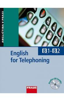 English for Telephoning -- Učebnice