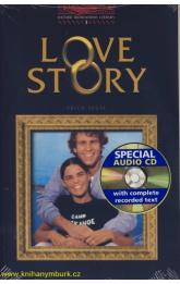 Love Story Audio CD Pack