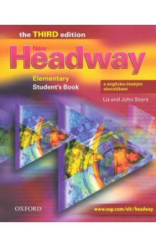 New Headway Third Edition Elementary Student´s Book CZ - Soars John