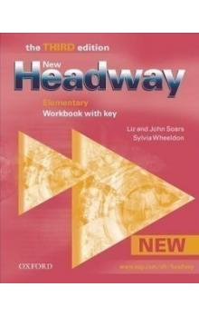 New Headway Third Edition Elementary Workbook with Key - Soars John