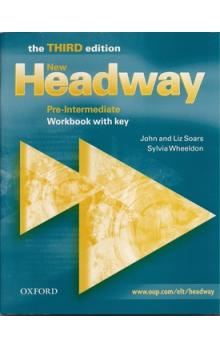 New Headway 3rd Edition Pre-Intermediate Workbook with Key