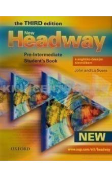 New Headway Pre-Intermediate Third edition Student´s Book with czech wordlist - Soars John a Liz