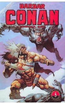 Barbar Conan 2 -- Comicsov� legendy 5