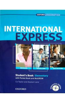 International Express Student's book Elementary -- with Pocket Book and MultiROM