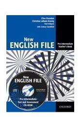 New English File Pre-intermediate Teacher´s Book + Tests Resource CD-ROM