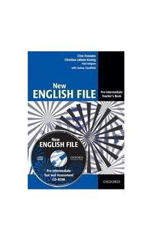 New English File Pre-intermediate Teacher's book + CD-ROM -- Test and Assessment