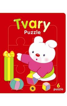 Tvary puzzle    6x puzzle