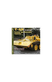 T 55 Special and Recovery Vehicles in detail