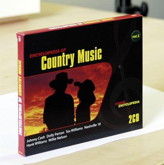 Country music 2CD