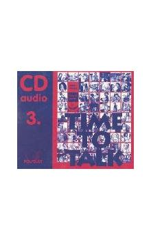 Time to talk 3 - audio CD