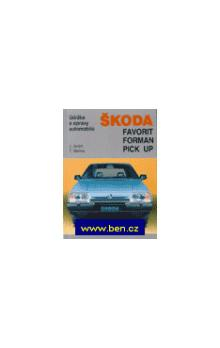Škoda Favorit Forman Pick up
