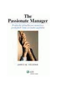 The Passionate Manager