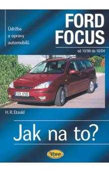 Ford Focus 10/98 - 10/04 - Jak na to? - 58.