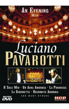 Luciano Pavarotti n Evening DVD