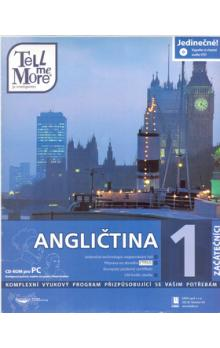 CD ROM Angličtina Tell m.M.1,7 (Médium CD)
