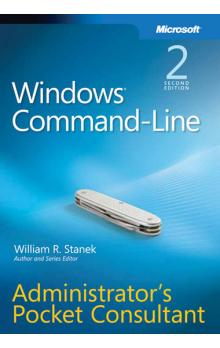Windows Command Line Administrator&#39s Pocket Consultant, Second Edition