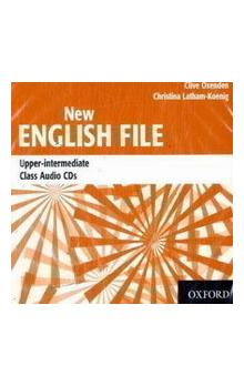 New English File Upper Intermediate Class Audio CDs /3/