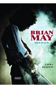 Brian May -- Biografie kytaristy skupiny Queen