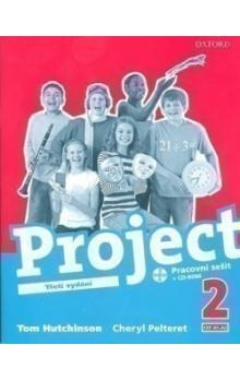 PROJECT the Third Edition 2 WORKBOOK + 1 CD (Czech Version) - Hutchinson T.