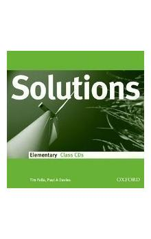 Maturita Solutions Elementary Class Audio CDs /3/ - Falla Tim Davies Paul A.