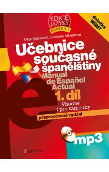 U�ebnice sou�asn� �pan�l�tiny, 1. d�l + mp3