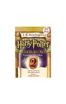 CD AUDIO   2.Harry Potter a Kámen mudrců
