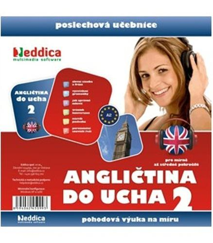 CD Nová angličtina do ucha 2. [CD]