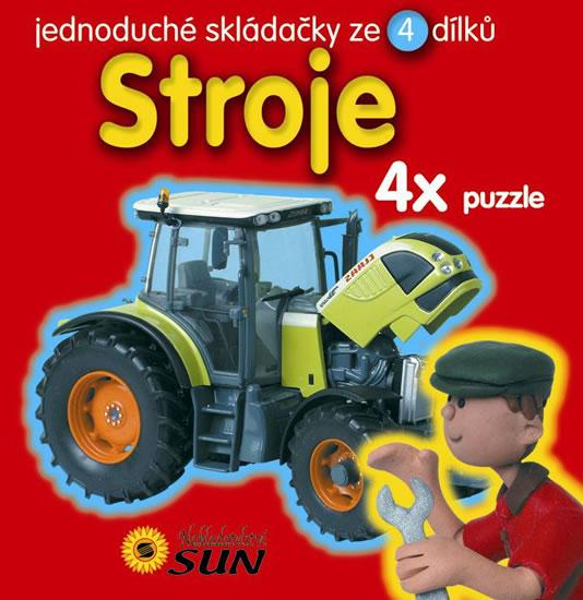 Stroje   puzzle