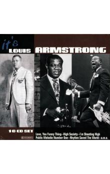 Louis Armstrong 10CD